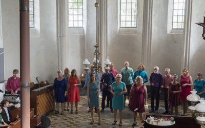 In de gloria; hemels zingen in Thesinge